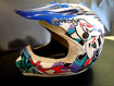 Airbrush MX Helm